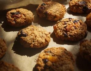 Овсяное печенье на кефире - фото шаг 6