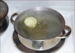 Мидии, запеченные с сыром в духовке - фото шаг 2