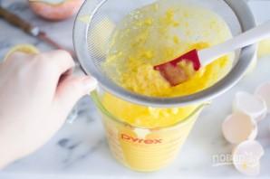 Заварной лимонный крем - фото шаг 8