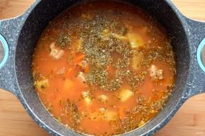 """Суп """"Эстофадо"""" - фото шаг 5"""