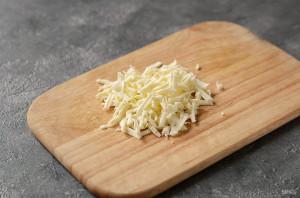 Овсяная каша с помидорами и сыром - фото шаг 3