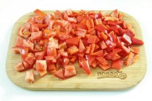 Баклажаны с мясом и овощами - фото шаг 6