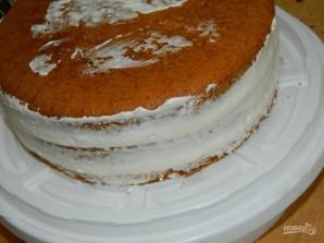 Торт на крестины - фото шаг 7