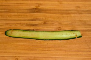 Суши с огурцом - фото шаг 4