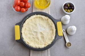 Греческий пирог с козьим сыром - фото шаг 5