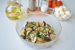 Сицилийский салат с баклажанами - фото шаг 4