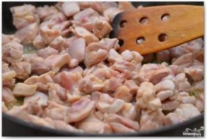 Паста с курицей и медом - фото шаг 3