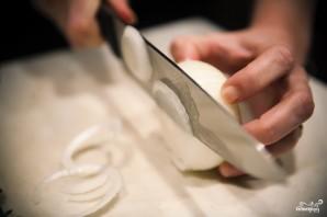 Картофельная запеканка с беконом - фото шаг 1