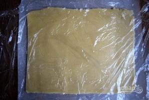 Медовое пирожное с начинкой - фото шаг 8