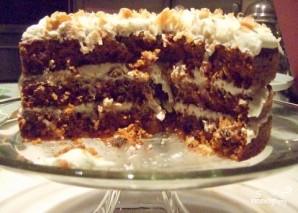 Торт из моркови - фото шаг 6