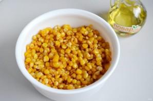 Мексиканский салат из кукурузы - фото шаг 4