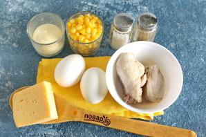 """Салат """"Курица и кукуруза"""" - фото шаг 1"""
