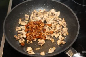 Каннеллони с грибами - фото шаг 7