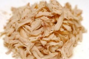 Лазанья с курицей, грибами и шпинатом - фото шаг 1
