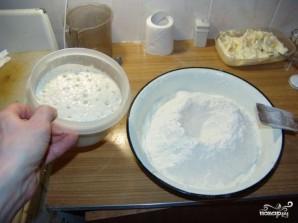 Кулич пасхальный с изюмом - фото шаг 5