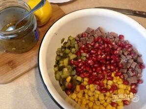 Салат с рисом и говядиной - фото шаг 5