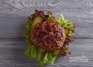 Классический американский бургер - фото шаг 8