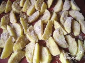 Картофель в сухарях - фото шаг 2