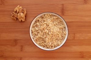 Баклажаны в ореховом соусе - фото шаг 4