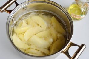 Сосиски в картофельном тесте - фото шаг 2
