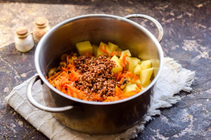 Диетический картофельный суп - фото шаг 6