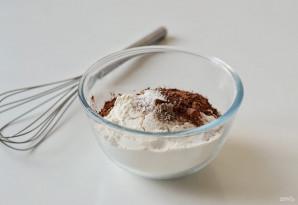 Шоколадный торт с кардамоном - фото шаг 2