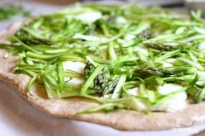Пицца со спаржей - фото шаг 4