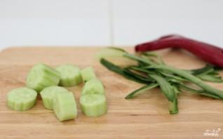 Огуречный суп для похудения - фото шаг 1