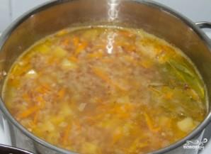 Постный гречневый суп - фото шаг 2
