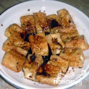 Жареная свинина с тофу - фото шаг 2