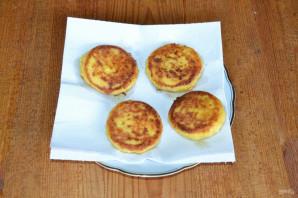 Сырники на завтрак - фото шаг 6