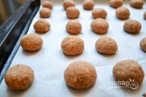 """Шоколадное печенье """"Поцелуй дамы"""" - фото шаг 6"""