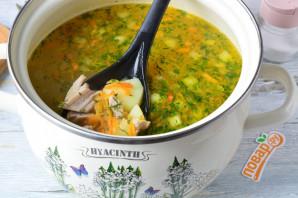Суп с красным острым перцем - фото шаг 8