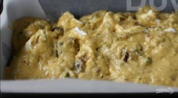 Пирог с сыром и черносливом - фото шаг 6
