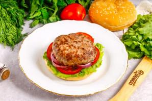 Бургер Джейми Оливера - фото шаг 8