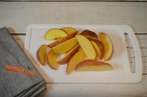 Судак, запеченный с овощами и картофелем - фото шаг 2