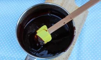 Торт с глазурью - фото шаг 9