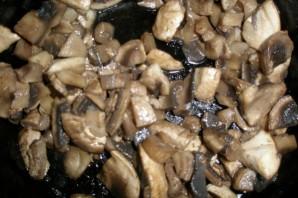 Картофель, запеченный с грибами и сыром - фото шаг 2