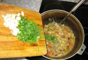 Рагу с мясом и кабачками - фото шаг 10