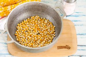 Попкорн из кукурузы - фото шаг 3