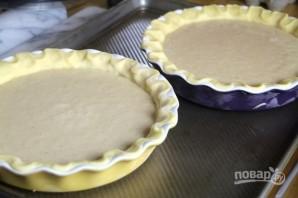 Пирог с начинкой из фасоли - фото шаг 8