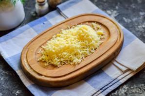 Картофельный мильфей с беконом - фото шаг 3