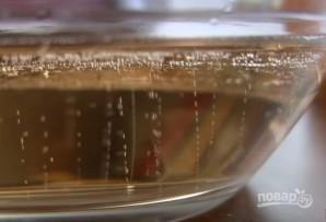 Желе из шампанского - фото шаг 1