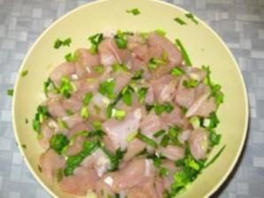 Кабачки с мясом в горшочках  - фото шаг 4
