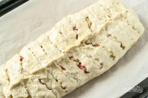 Сырный пирог с крабовыми палочками - фото шаг 7