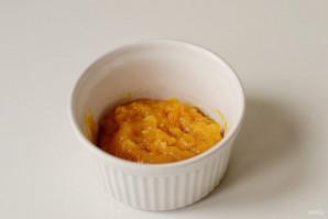 Кукурузная каша с апельсином и имбирем - фото шаг 3