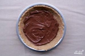 Быстрый пирог с малиной - фото шаг 3