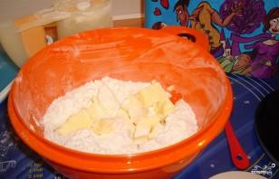 Лимонная тарталетка - фото шаг 1