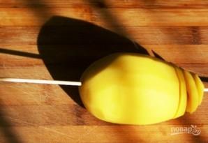 Спиральки из картофеля - фото шаг 1
