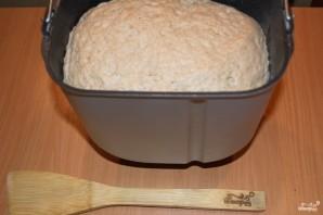 Ржаные булочки с луком в хлебопечке - фото шаг 3